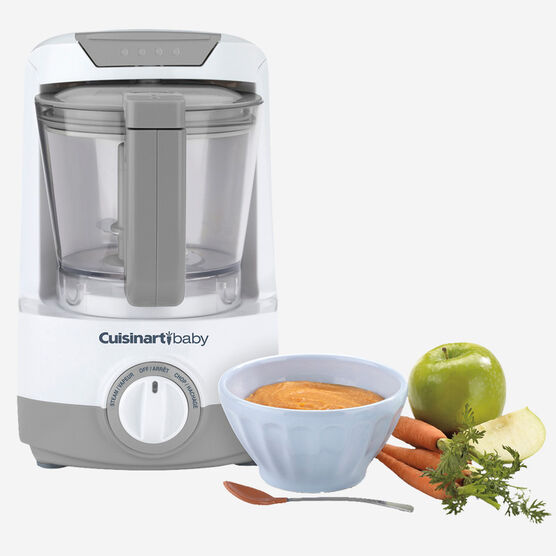 2-in-1 Baby Food Maker and Bottle Warmer