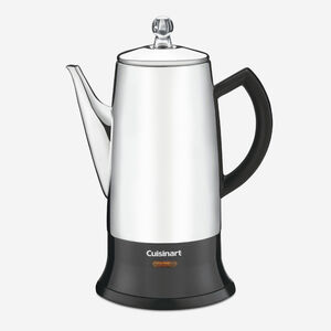 Classic Cordless Percolator - 4 to 12 Cup Capacity