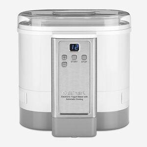 Electronic Yogurt Maker with Automatic Cooling