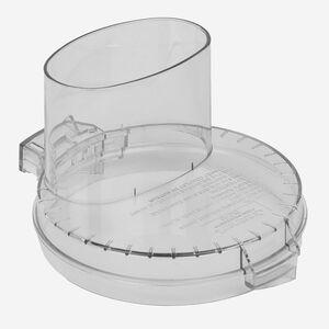 Cover w/ Large Feed Tube, (Grey) DLC-10SC, DLC-10CC,EV-10C,DFP-7C,EV-7PC1C