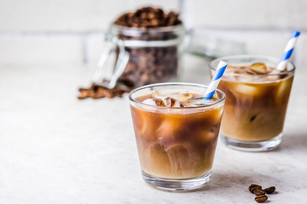 Creamy Cold Brew Coconut Coffee