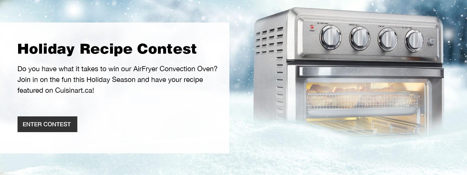 Cuisinart Contest 2018