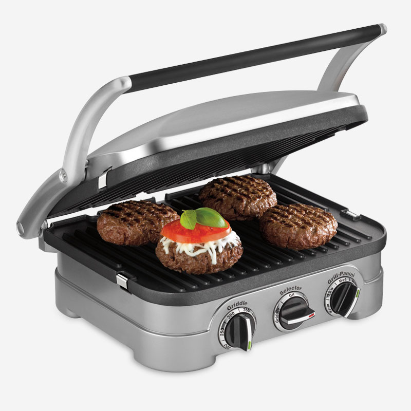 Griddler With Waffle Plates Ca Cuisinart Cuisinart