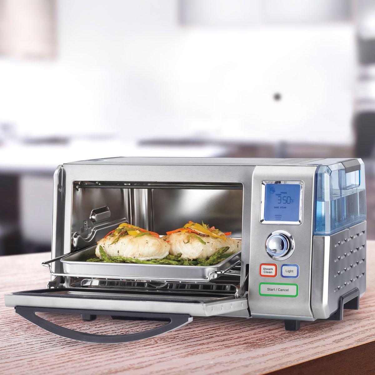 review broiler convection oven youtube toaster cuisinart demonstration watch and