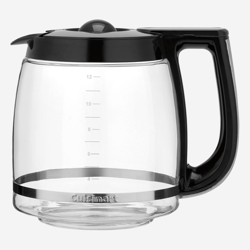 Black Replacement Carafe With Lid Ca Cuisinart