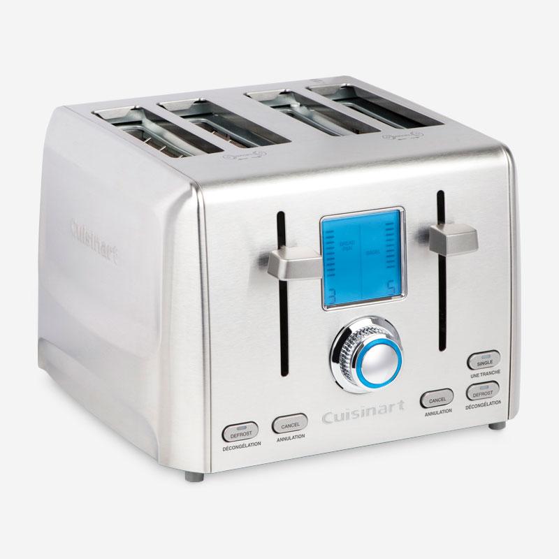 Precision Setting 4 Slice Toaster Ca Cuisinart