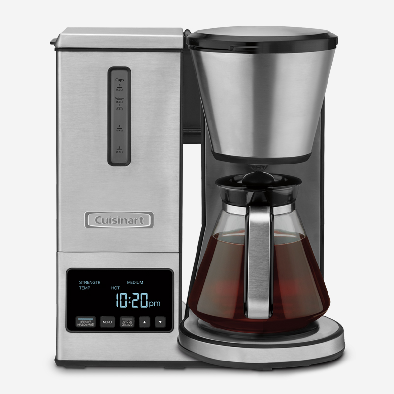 Pureprecision 8 Cup Pour Over Coffee Brewer Ca Cuisinart