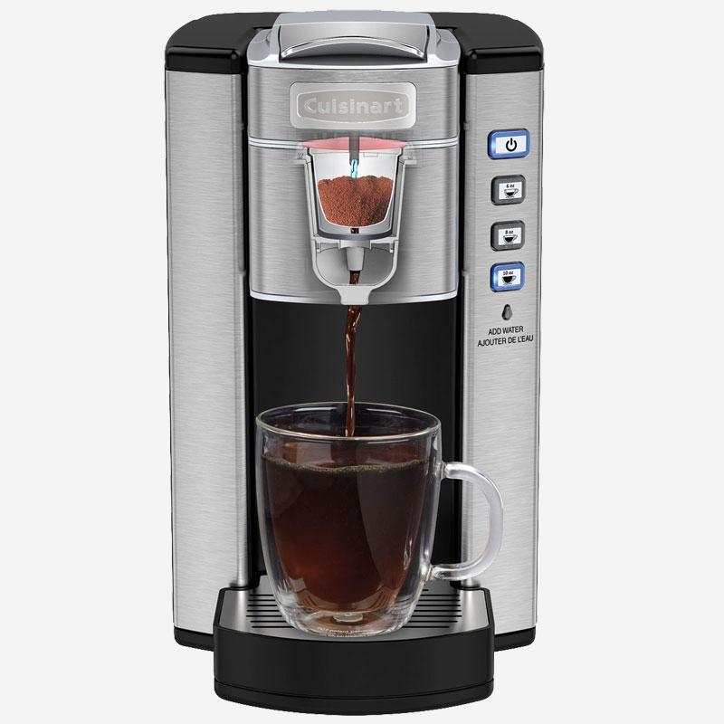 Single Serve Coffeemaker Cuisinart