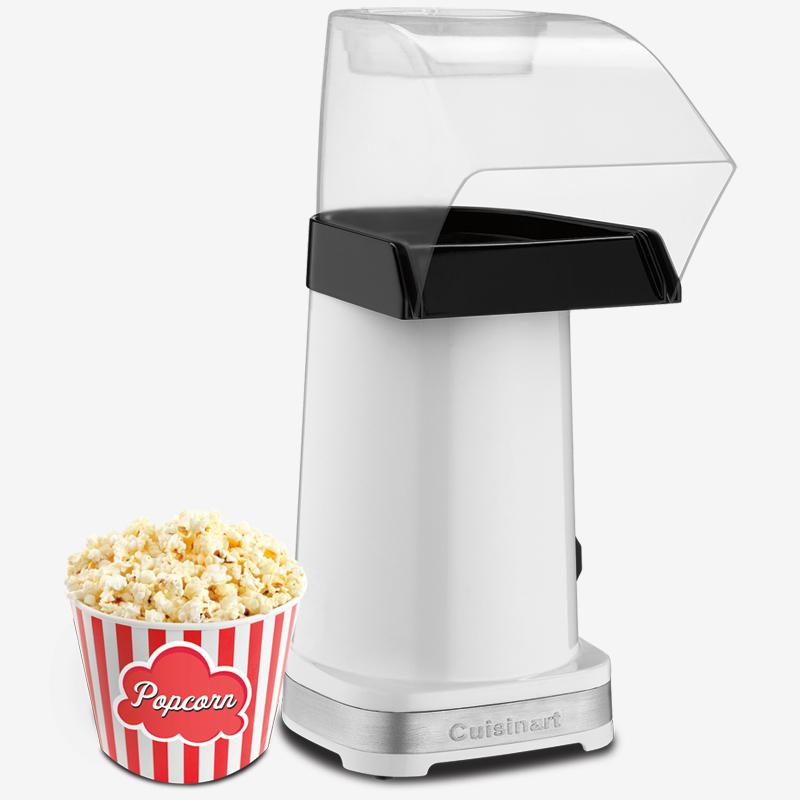 Easypop Hot Air Popcorn Maker Ca Cuisinart Cuisinart