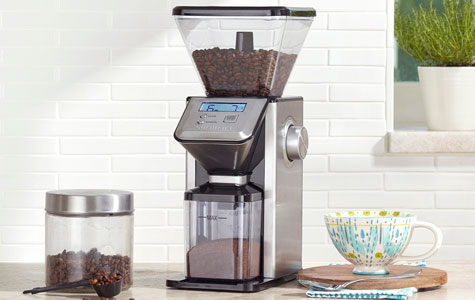 Coffee Grinder & Accessories
