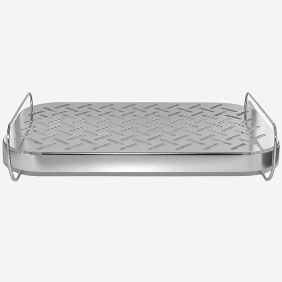 Stainless Steel Steaming Tray