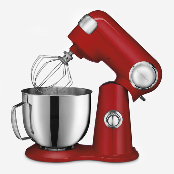 Precision Master 5.5-QT(5.2L) Stand Mixer - Red