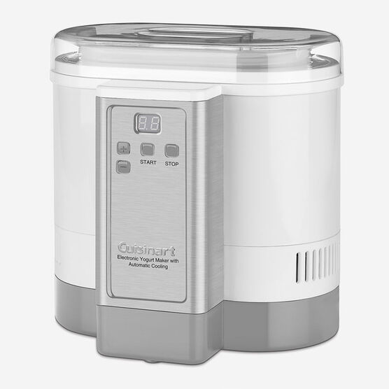 Refurbished Electronic Yogurt Maker with Automatic Cooling