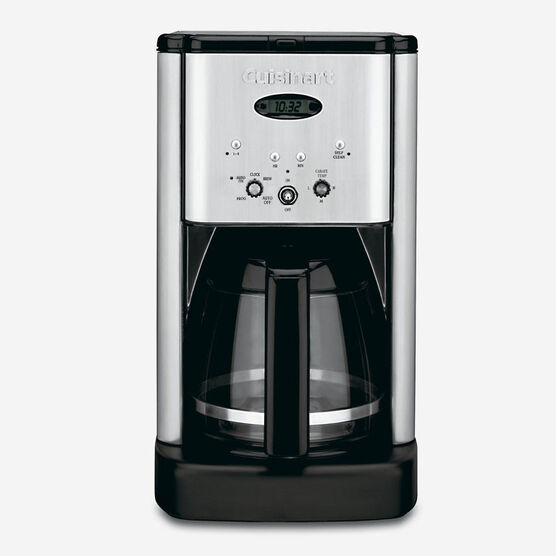 Cafetière programmable Brew Central de 12 tasses