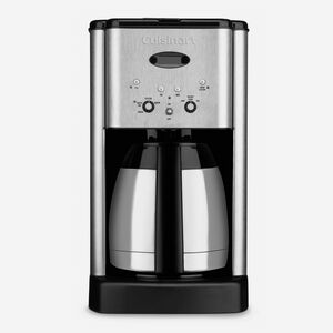 Brew Central Thermal 10-Cup Programmable Coffeemaker