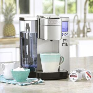 Premium Single-Serve Coffeemaker