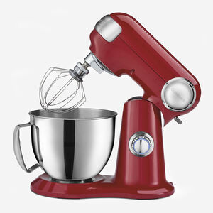 Precision Master 3.5 QT (3.3L) Stand Mixer - Red
