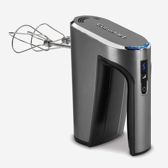 EvolutionX™ Cordless Rechargeable 5-Speed Hand Mixer