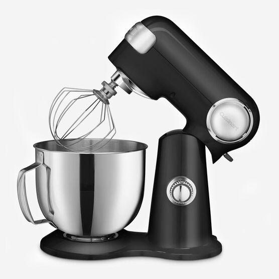 Precision Master 5.5-QT (5.2L) Stand Mixer - Black
