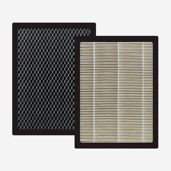 PuRXium Replacement H13 High-Grade HEPA Filter & Active Carbon Filter