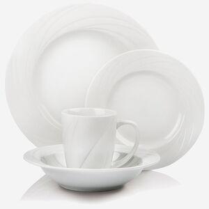 Cuisinart Elite 16 piece porcelain Dinner Set