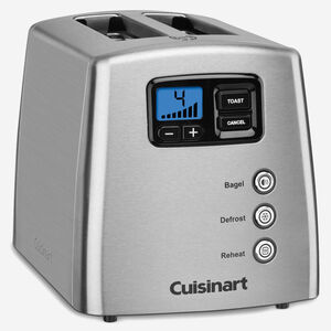 Refurbished Countdown Lever-less 2-Slice Toaster