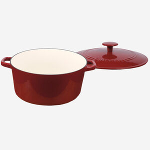 5 Qt. (4.7L) Round Casserole with Lid