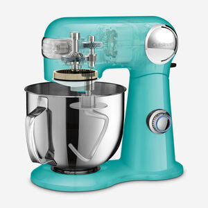 Precision Master 5.5-QT (5.2L) Stand Mixer - Turquoise