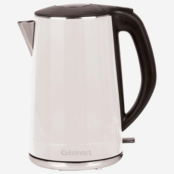 1 5 L Cordless Electric Kettle White Ca Cuisinart