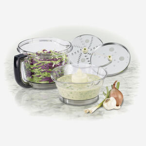 Elite Collection 12-cup (3 L) Food Processor