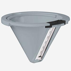 SSL-100 9 mm Wide SHRD/SPG Cone Black