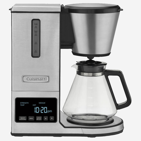 PurePrecision™ 8-Cup Pour-Over Coffee Brewer