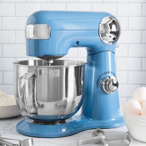 Precision Master 5.5-QT (5.2L) Stand Mixer - Riverside Blue