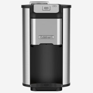 Single Cup Grind and Brew Coffeemaker
