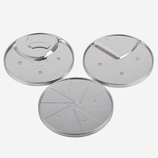 Disc Set - 3 Piece Specialty for 11 & 7-cup models