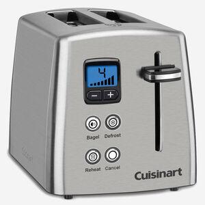 Refurbished 2-Slice Countdown Metal Toaster
