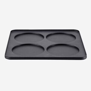 Belgian Waffle Maker with Pancake Plate