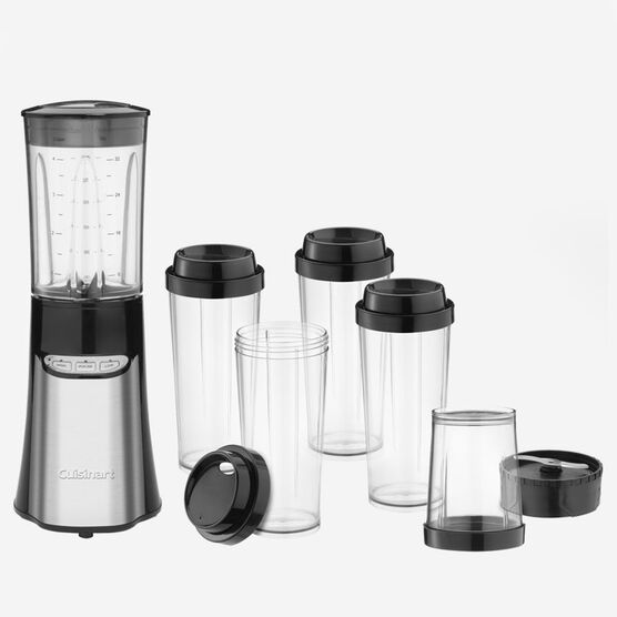 Refurbished 15-Pc. Compact Portable Blending/Chopping System