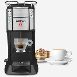 Buona Tazza Single Serve Espresso and Coffee Machine