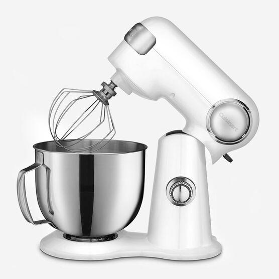 Precision Master 5.5-QT (5.2L) Stand Mixer - White