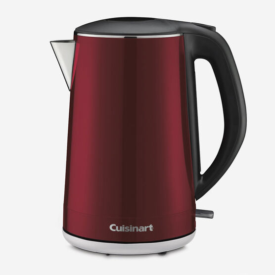 1 5 L Cordless Electric Kettle Red Ca Cuisinart