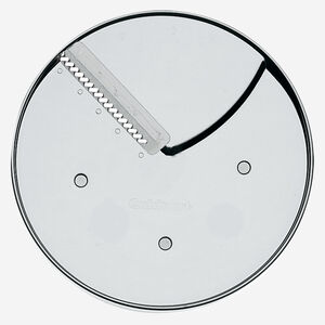 disque à juliennes carrées moyen 3x3mm pour modèles 7 et 11 tasses