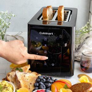 2-Slice Touchscreen Toaster