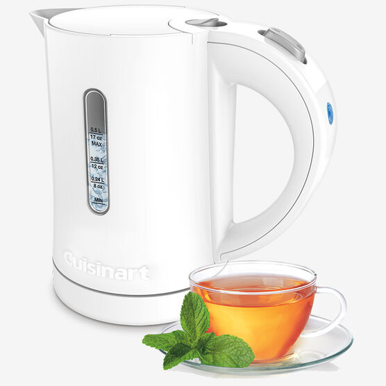 0.5 L QuicKettle - White