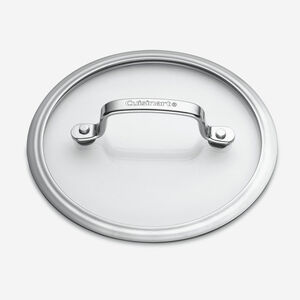 Batterie de cuisine de 13 pièces en acier inoxydable Cuisinart Contour