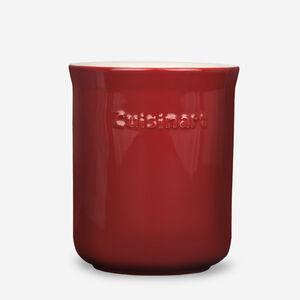 Red Ceramic Croc