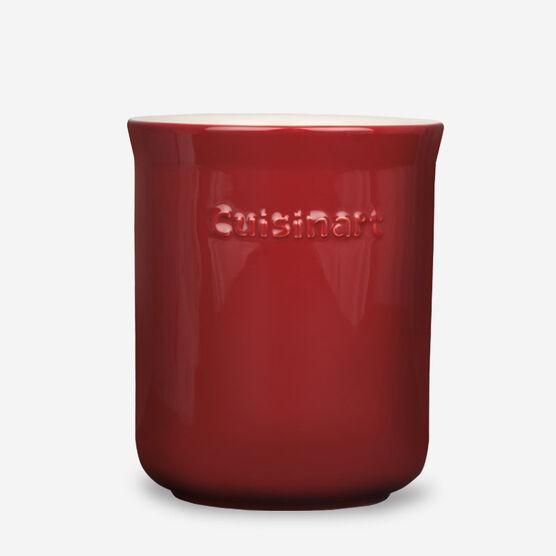 Pots en ceramique Rouge