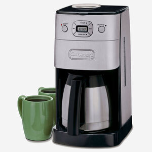 Refurbished Grind and Brew Thermal 10-Cup Automatic Coffeemaker