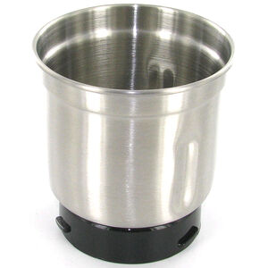 New Storage Cup  for Spice & Nut Grinder