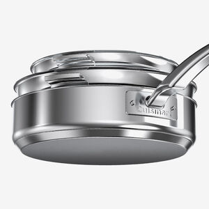 11-Piece Stainless Steel Nesting Cookware Set